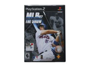 MLB 07: The Show PlayStation 2 (PS2) Game SONY