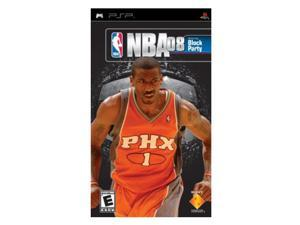 NBA 08 PSP Game SONY