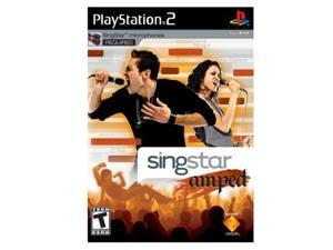 Singstar Amped PlayStation 2 (PS2) Game SONY