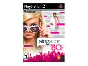 SingStar 80's (Game Only) Game