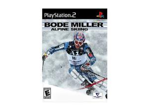 Bode Miller Alpine Skiing PlayStation 2 (PS2) Game SONY