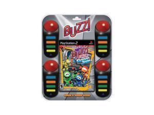 Buzz Jr Robo Jam w/4 Buzzers Game