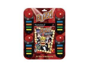 Buzz! Hollywood Quiz w/4 Buzzers Game