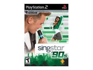 Singstar 90's Game