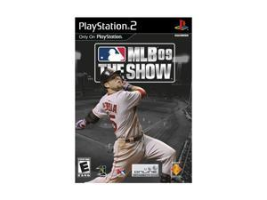 MLB 09: The Show Playstation 2 Game SONY