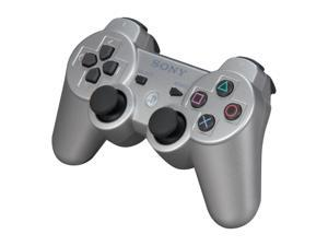 SONY PlayStation 3 DualShock3 Wireless Controller (Satin Silver)