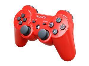 SONY PlayStation 3 DualShock3 Wireless Controller (Deep Red)