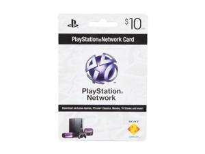 SONY $10 PSN Card