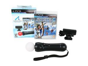PS3 Move Sports Champions Bundle PS3 Move Sports Champions Bundle