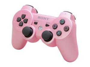 SONY DualShock 3 Wireless Controller Candy Pink