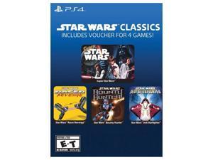 Star Wars Classics - PlayStation 4 (Voucher)