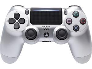 Sony DualShock 4 Wireless Controller for PlayStation 4 - Silver (CUH-ZCT2)
