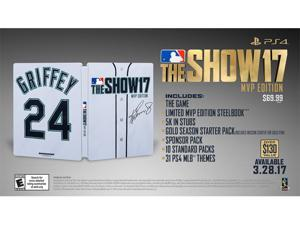 MLB The Show 17 MVP Edition - PlayStation 4