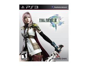 Final Fantasy XIII Playstation3 Game