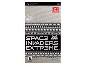 Space Invaders Extreme PSP Game SQUARE ENIX