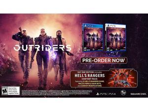 Outriders - PS5 Video Games