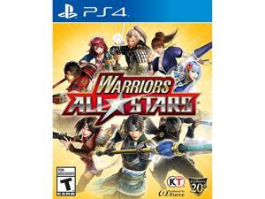 Warriors All-Stars for PlayStation 4 by Tecmo Koei