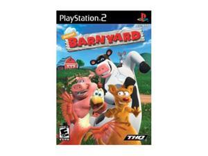 Barnyard PlayStation 2 (PS2) Game THQ