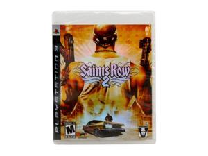 Saints Row 2 Playstation3 Game THQ