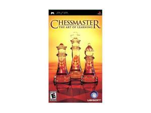 Chessmaster PSP Game Ubisoft