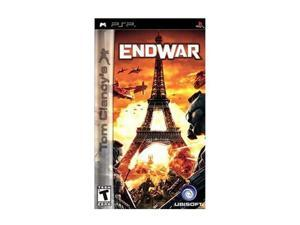 Tom Clancy's EndWar PSP Game Ubisoft