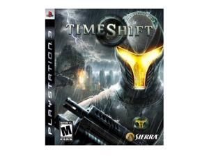 Timeshift Playstation3 Game SIERRA