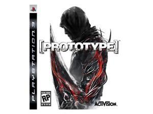 Prototype Playstation3 Game SIERRA