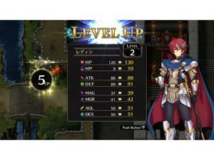 Langrisser I&II - PlayStation 4