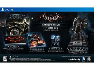 Batman: Arkham Knight Limited Edition PS4