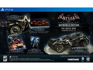 Batman: Arkham Knight Batmobile Edition PS4