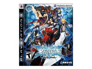 BlazBlue Calamiy Trigger Regular Edition Playstation3 Game Aksys