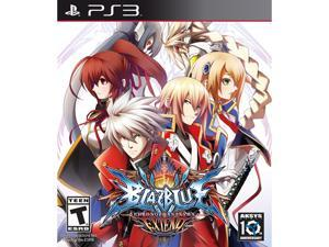 Blazblue: Chrono Phantasma Extend - PlayStation 3
