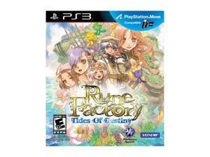 Rune Factory: Tides of Destiny Playstation3 Game