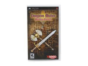 Dungeon Maker: Hunting Ground PSP Game XSEED Games