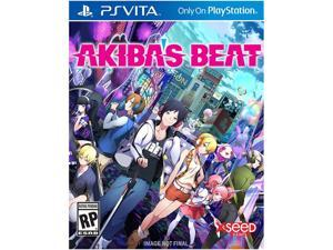 Akiba's Beat PS Vita Games