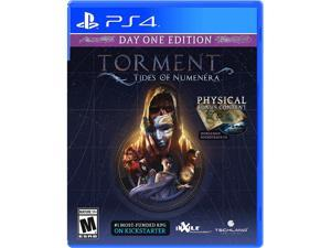 Torment: Tides of Numenera (Day 1 Edition) - PlayStation 4