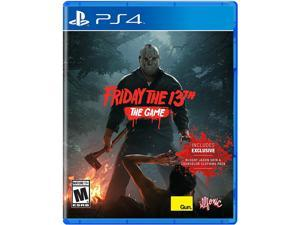 Friday The 13th: The Game - PlayStation 4
