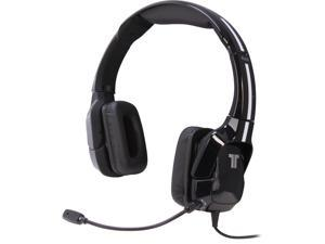 TRITTON KUNAI Stereo Headset For PlayStation 3 and PS Vita, by Mad Catz - Black