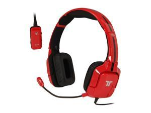 TRITTON Kunai Stereo Headset For PlayStation 3 and PS Vita, by Mad Catz - Red