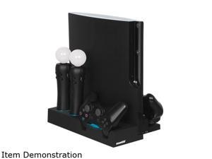 dreamGEAR Power Stand for PS3 Slim & PS3 Move