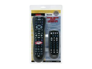 RCA RCU800B Infrared Universal Remote Control Pack w/ RCU403 Bonus