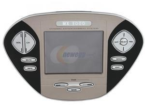 "URC MX-3000 Infrared / RF Universal Complete Remote Control w/ 3.5"" Color Touch Screen"