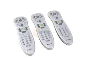 Microsoft A9O-00007 (3 Pack) Infrared WinXP Media Center Remote Control