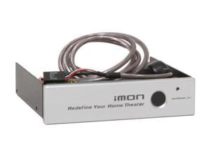 soundgraph iMON Inside-S Internal Type IR Receiver & Remote Control Silver