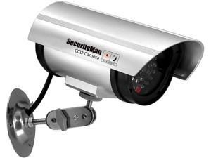 Macally  SM-3601S Dummy Indoor Camera w LED Silver