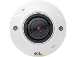 Axis M3005-V Surveillance/Network Camera - Color, Monochrome - M12-mount