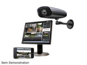 Logitech Alert 750e Outdoor Master Security System with Night Vision (961-000337)