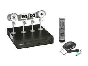 samsung shr 1041k 4 channel surveillance dvr. Black Bedroom Furniture Sets. Home Design Ideas