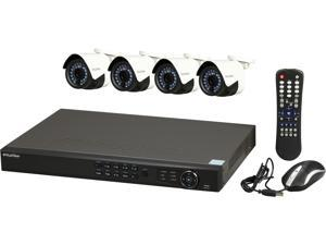 LaView LV-KN988P84A41 Surveillance Security Camera System Configurator