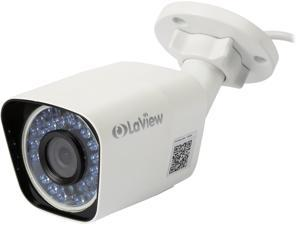 LaView LV-PWB2020-W Wi-Fi 1080P HD Camera Indoor / Outdoor Day / Night Built in MicroSD slot, Stand Alone Ready, IP67 Weather Proof